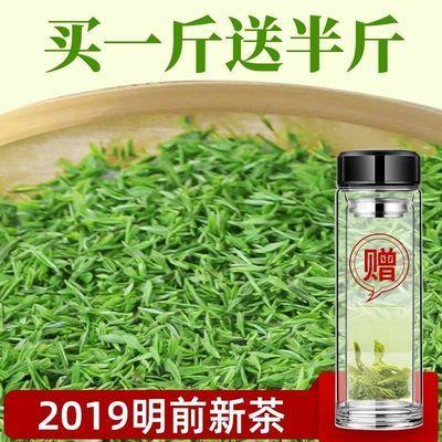 2019新茶 毛尖茶叶绿茶信阳春茶毛尖茶叶茶嫩芽浓香型耐泡茶250g