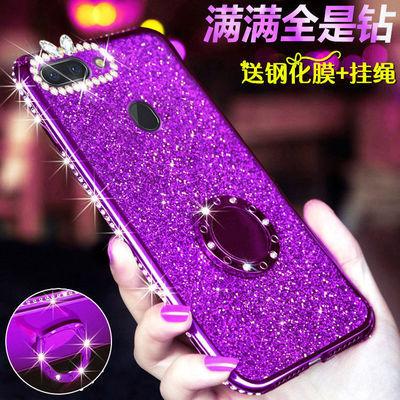 oppo R11st手机壳0PP0r11plusMA保护套splus女款opopr11k全包边钻