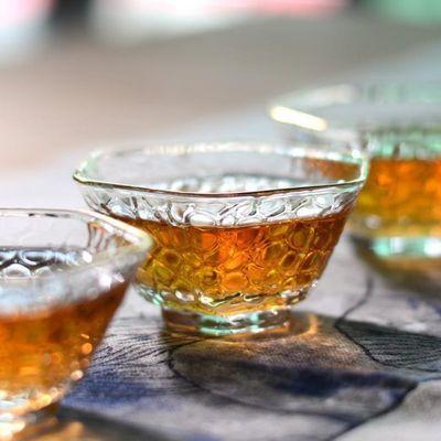 黑茶湖南安化黑茶茯砖茶正宗手筑金花茯砖安华黑茶茶砖1000克茯砖