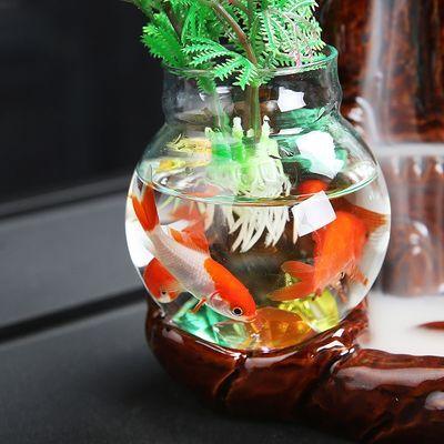 新款陶瓷香炉倒流檀香炉香道居室大号创意摆件茶室驱蚊去味香薰炉