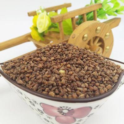 苦荞香茶内蒙古特产全胚芽黑苦荞茶500g*2桶麦力士焙香型苦荞麦茶