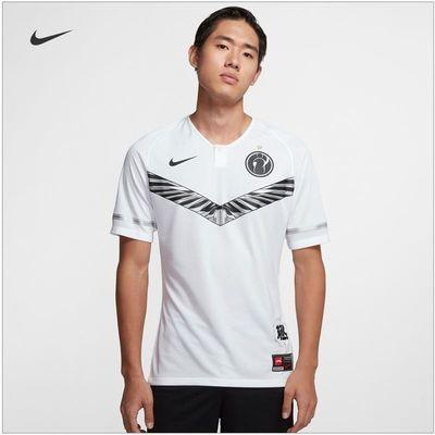 Nike/耐克2020夏季新款X LPL战队IG男子战队运动比赛T恤CV9629