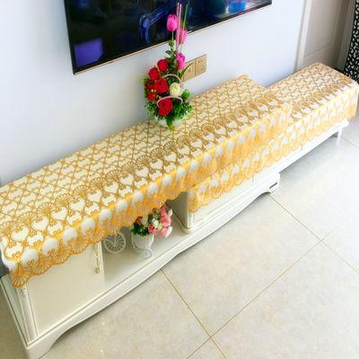 PVC防水电视柜桌布茶几台布床头柜鞋柜盖布长方形餐桌免洗塑料布