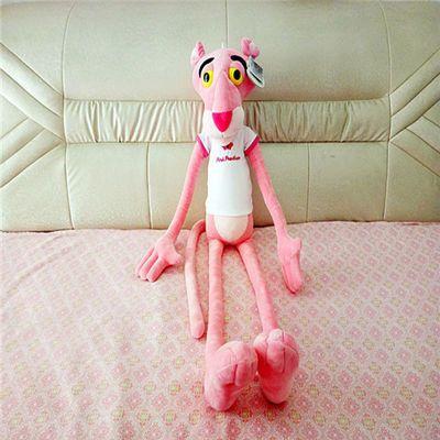 粉红豹公仔粉红豹毛绒玩具布娃娃大抱枕跳跳虎玩偶生日礼物送女友