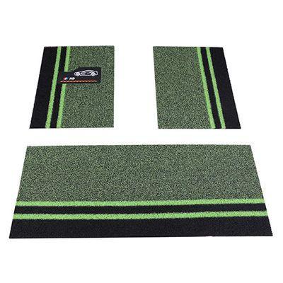 汽车脚垫通用款丝圈脚垫车垫车用脚踏垫子易清洗地毯式可裁剪四季