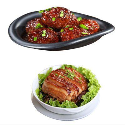 【舌尖上的美味】500g/碗正宗梅菜扣肉下饭菜红烧肉卤肉年货礼盒