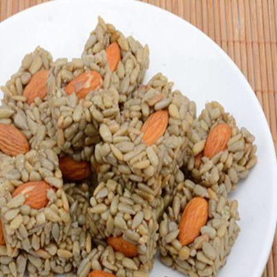 独立包装巴旦木瓜子仁混合搭配60包30包 坚果酥 杏仁酥