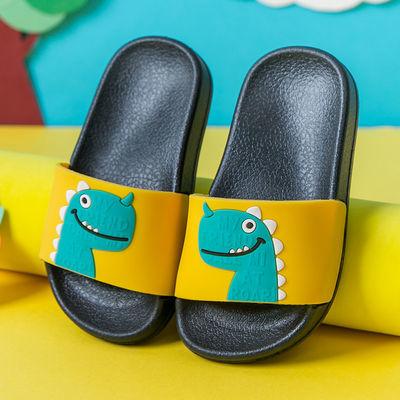 儿童拖鞋夏季男童女童可爱小公主亲子凉拖中大童室内防滑家用专用