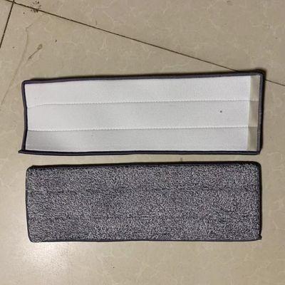 刮刮乐拖把替换布专用平拖布平板拖把粘扣式家用超细纤维拖把布