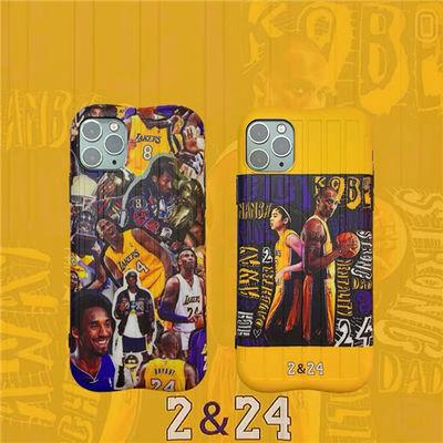 潮牌XR个性NBA苹果11pro max手机壳iPhoneX软套xsmax全包8plus女7