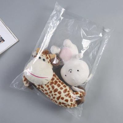广东热卖现货pe自粘袋30X40透明平口袋塑料包装服装内衣裤袋特价