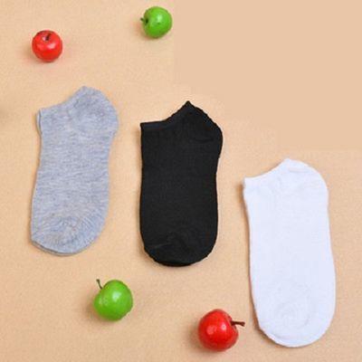 【特惠10双装】拍2件送2双男士袜子春夏季透气吸汗中筒短筒涤棉袜