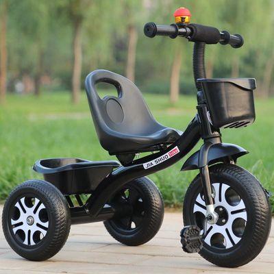 儿童三轮车脚踏车1-3-2-6岁大号儿童车宝宝婴幼儿3轮手推车自行车