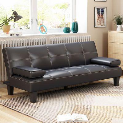 小户型多功能可折叠沙发床两用客厅简易租房经济型双人三人沙发