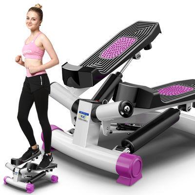 踏步机家用静音瘦腿减肥机健身器材迷你多功能踩踏运动脚踏机瘦身