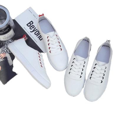 2020春季新款百搭小白鞋女韩版学生跑步板鞋女休闲鞋