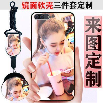 iPhone8/7Plus/XR手机壳软SE个性女苹果6s/7/XsMAX手机套来图定制
