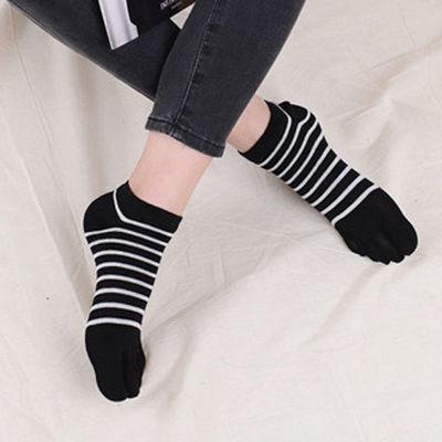 【3-10双】五指袜男士棉短筒春夏薄款吸汗防臭分脚趾五趾袜子女士