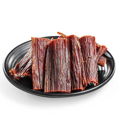 四川九寨沟手撕风干牦牛肉干特产五香麻辣牛肉干非内蒙古西藏零食