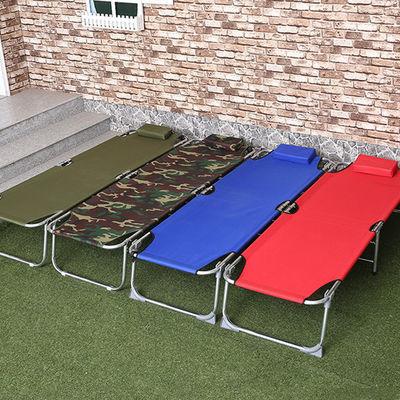 热卖折叠床单人办公室午休午睡床医院陪护床户外便携行军床儿童简