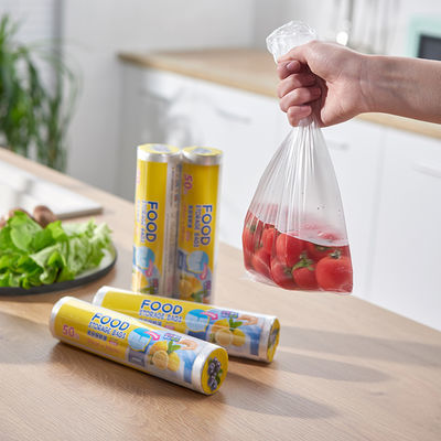 食品保鲜膜食用保鲜袋保鲜袋厨房微波炉用耐高温加厚PE美容缠绕膜