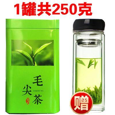 毛尖茶2020新茶信阳绿茶茶叶高山云雾嫩芽手工茶浓香型125g-500g