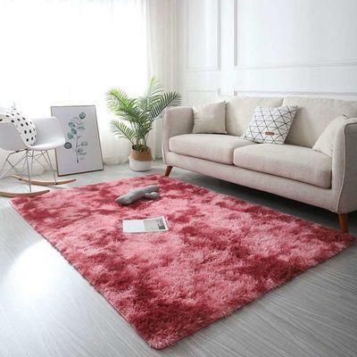 床边卧室客厅茶几加厚长毛床榻现代简约满铺地毯