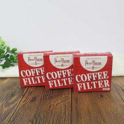 摩卡壶6号咖啡滤纸手冲咖啡壶冰滴壶滴漏冲杯壶意式咖啡机过滤纸