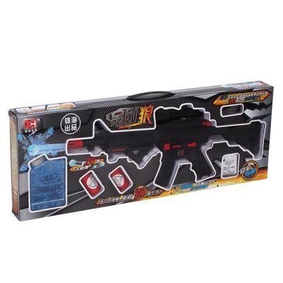 儿童金刚狼手动电动水弹枪穿越火线仿真CS阻击水晶弹软弹枪玩具