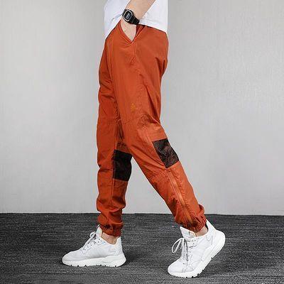 阿迪达斯裤子男2020夏季新款工装运动裤跑步训练休闲裤长裤ED1932