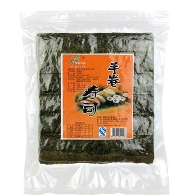 【特价】绿色飞扬寿司专用海苔50张做寿司工具材料家用紫菜包饭食