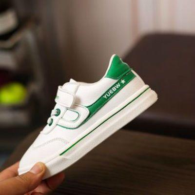 童鞋男童小白鞋2020春季新款女童板鞋中大童休闲鞋韩版儿童运动鞋