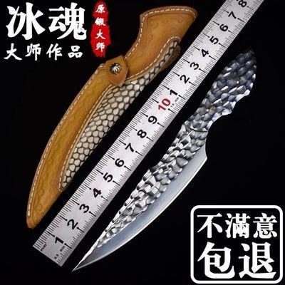 户外军刀防身军工刀荒野求生直刀特战高硬度锋利刀随身刀收藏刀具