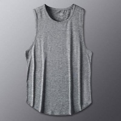 运动短袖t恤男吸汗衣篮球跑步女速干衣服半袖健身服背心冰丝上衣