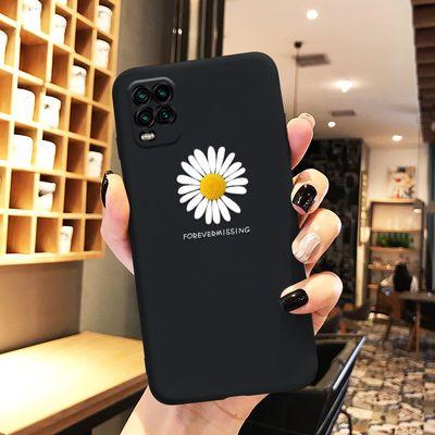 小米10青春版手机壳小雏菊硅胶镜头全包MI10磨砂新款超薄防摔软壳