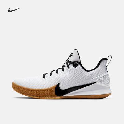 耐克NIKE MANBA FOCUS 新款科比曼巴实战气垫篮球鞋AO4434-004