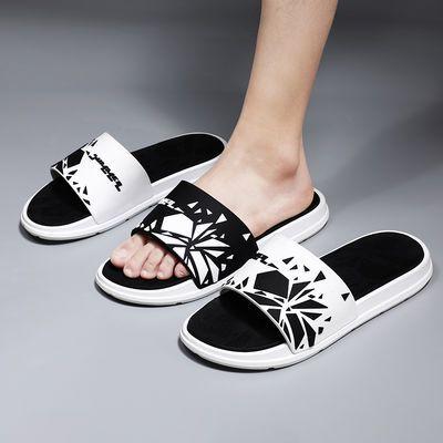 男士拖鞋夏季2020新款韩版时尚外穿沙滩防滑软底一字拖室外凉拖鞋
