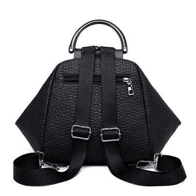 热销双肩包女2020新款韩版大容量背包妈妈包多用包软皮背包旅行包