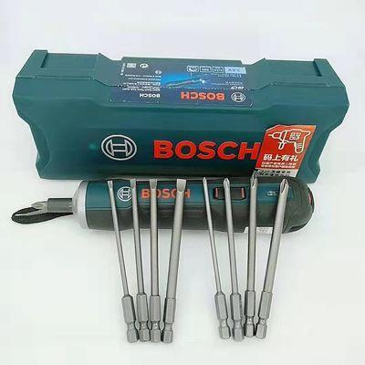 博世电动螺丝刀GO2迷你电动起子机锂电螺丝批博士工具Bosch GO