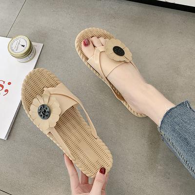 2020新款夏季人字拖女士外穿防滑平底夹脚时尚凉拖鞋百搭沙滩鞋潮