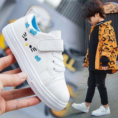 爆款儿童小白鞋2020年春季新款女童防滑运动鞋学生鞋韩版男童休闲