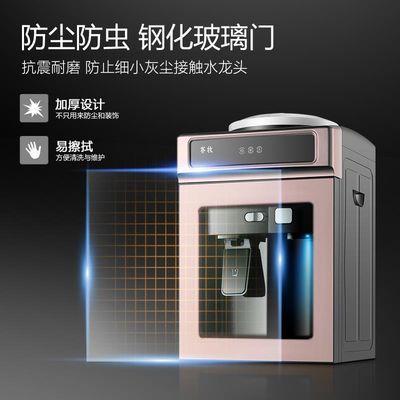 饮水机冷热台式制冷热家用宿舍迷你小型桌面节能办公冰温热开水机