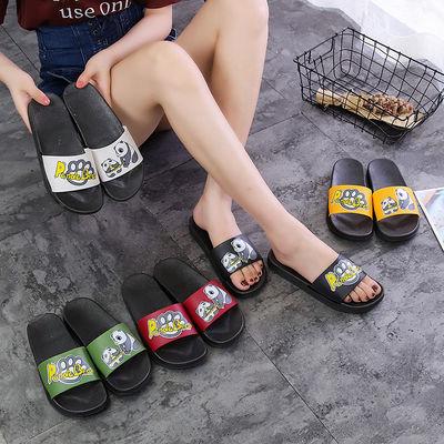 拖鞋女夏外穿学生韩版百搭软底家用防滑网红ins居家室内平底凉拖
