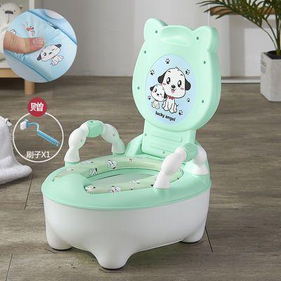 儿童马桶坐便器男女通用宝宝便盆婴幼儿尿盆小孩马桶加厚软垫大号