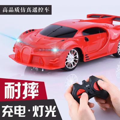 儿童遥控汽车玩具车可充电遥控车漂移赛车男孩小孩电动小汽车玩具