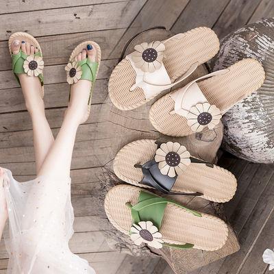 2020新款春天夏季人字拖鞋女外穿时尚韩版网红防滑女士凉拖鞋