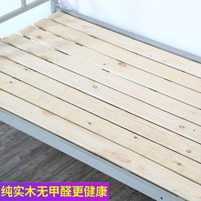 热销上下铺铁床员工宿舍高低床双层成人钢木学生架子床工地单人经