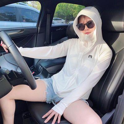 2020新款防晒衣女夏季薄款儿童防晒衣女冰丝透气舒适韩版宽松大码