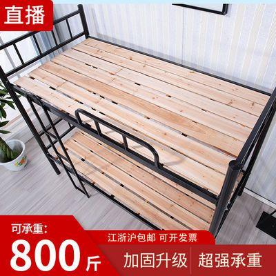 热销上下铺铁架床宿舍上下床双层铁艺高低架子床铁床员工学生床子