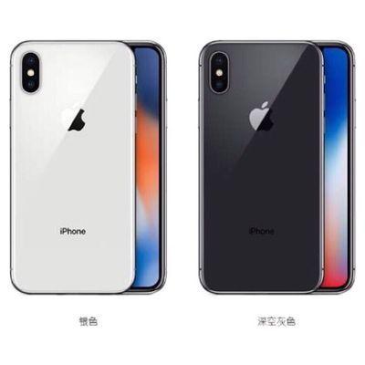 二手原装正品 Apple/苹果X iPhoneX 全网通4G 面容识别 无锁充新